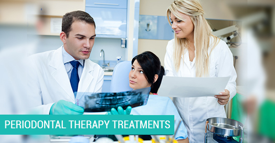 Periodontal Therapy Treatments